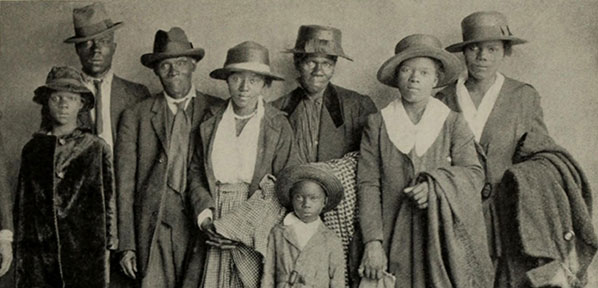 Reparations Task Force Looks at Black Migration to California